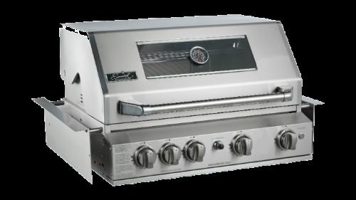 Smart 4 burners BBQ