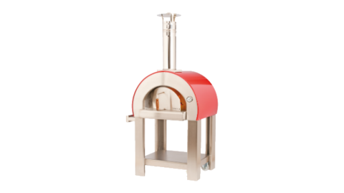 5 minuti wood fired portable oven