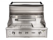 "CAPITAL 40"" BUILT IN BBQ"