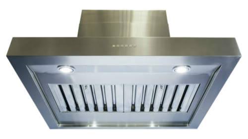 Sirius 900mm wide Alfresco BBQ Hood